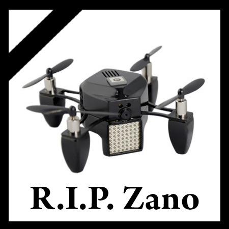 Zano insolvency RIP