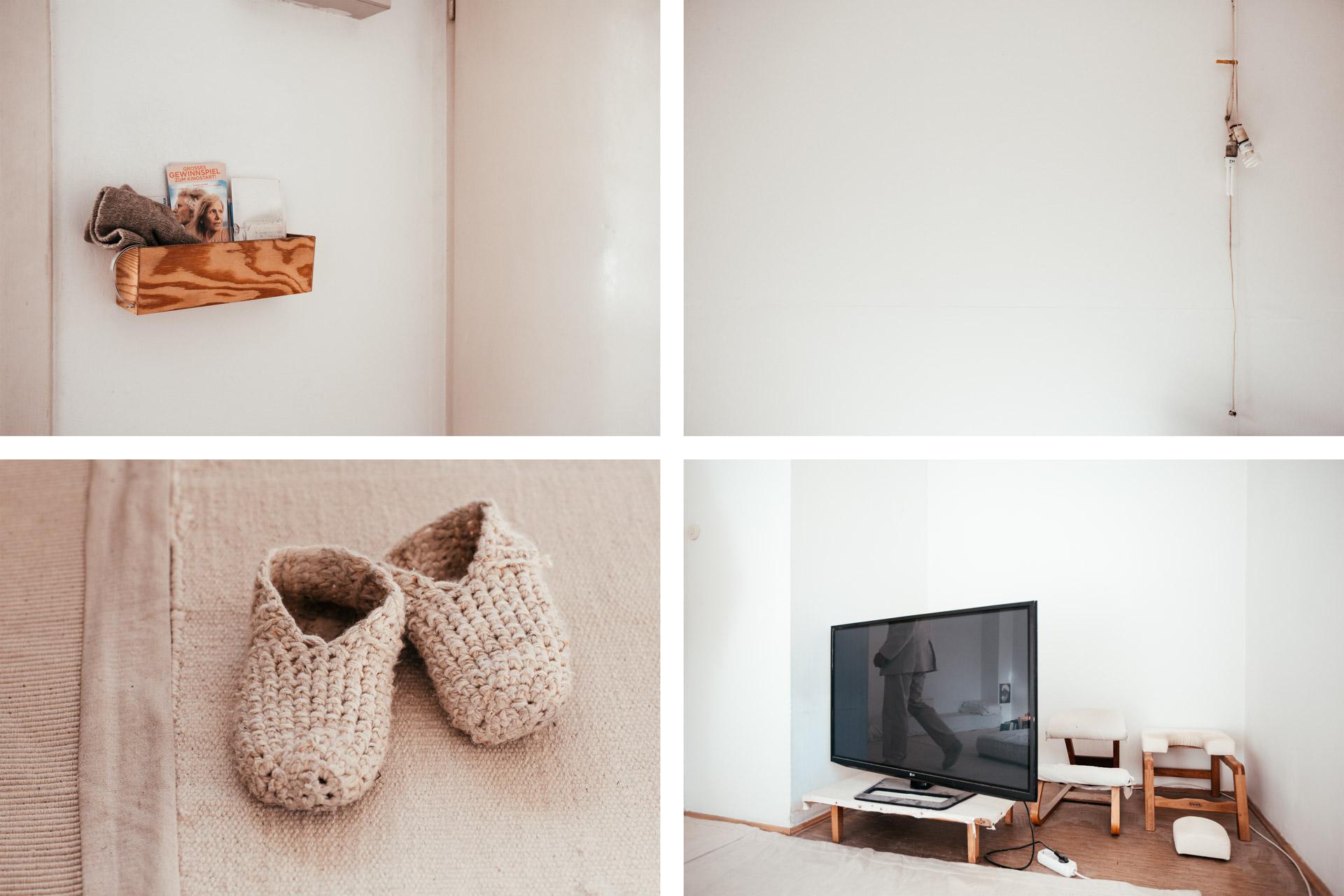Rainer Langhans Minimalismus